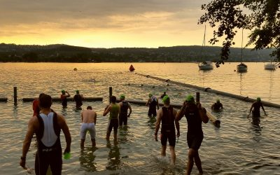 TIP 360: I swim, bike, run, brick and more, but never practiced a race day morning. That changed today! How about you?